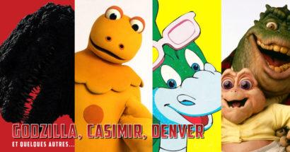 Connaissez-vous tous ces dinosaures de fiction ?