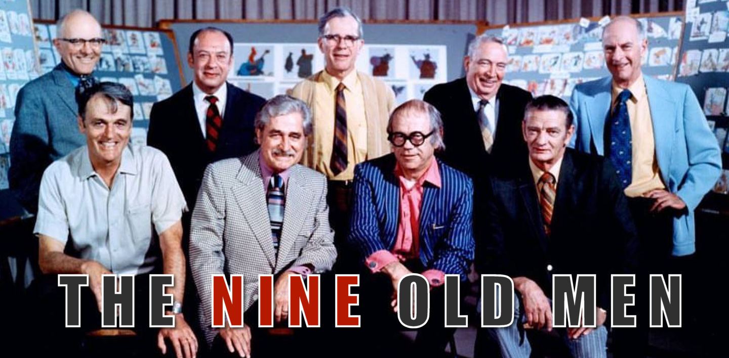 Qui sont les Nine Old Men ?