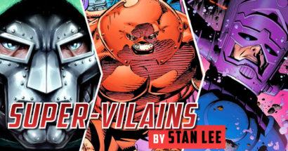 Liste des super-vilains créés par Stan Lee