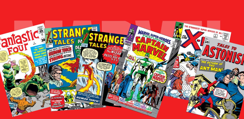 Liste des super-héros créés par Stan Lee