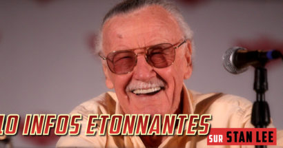 10 infos étonnantes sur Stan Lee