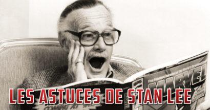Les trucs de scénariste de Stan Lee