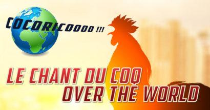 Le chant du coq à l'internationale