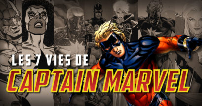 Les 7 vies du Captain Marvel
