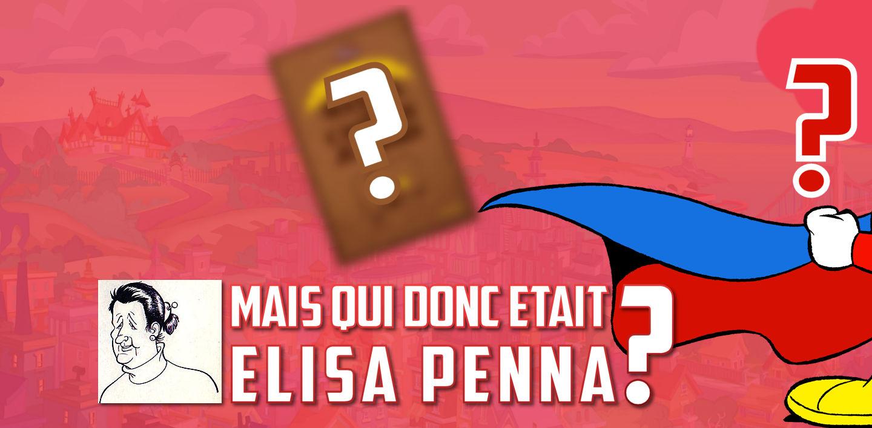 Qui est Elisa Penna ?