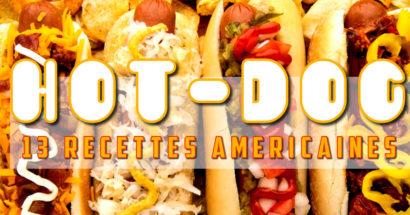 Variations sur le hot-dog