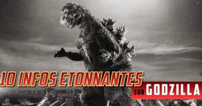 10 infos étonnantes sur Godzilla