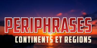 periphrases-regions