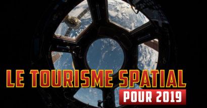Le tourisme spatial, une réalité