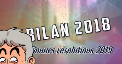 50ème article - Bilan et bonnes résolutions