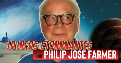 10 infos étonnantes sur Philip José Farmer