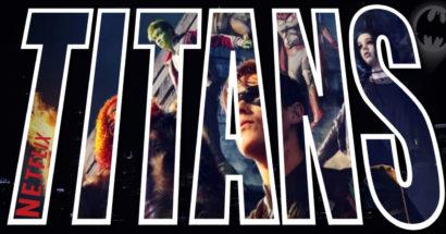 J'ai testé Titans sur Netflix