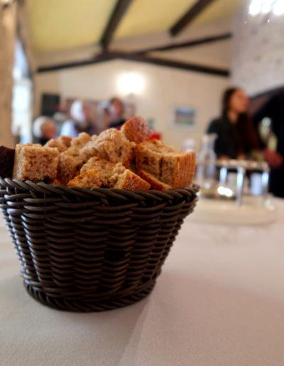 Concours de fondue - Corbeille de pain