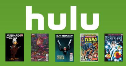 4 séries animées Marvel à venir sur Hulu