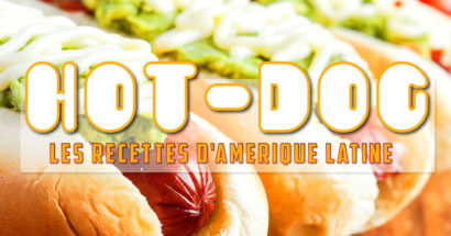 Variations sur le hot-dog (Amérique latine)