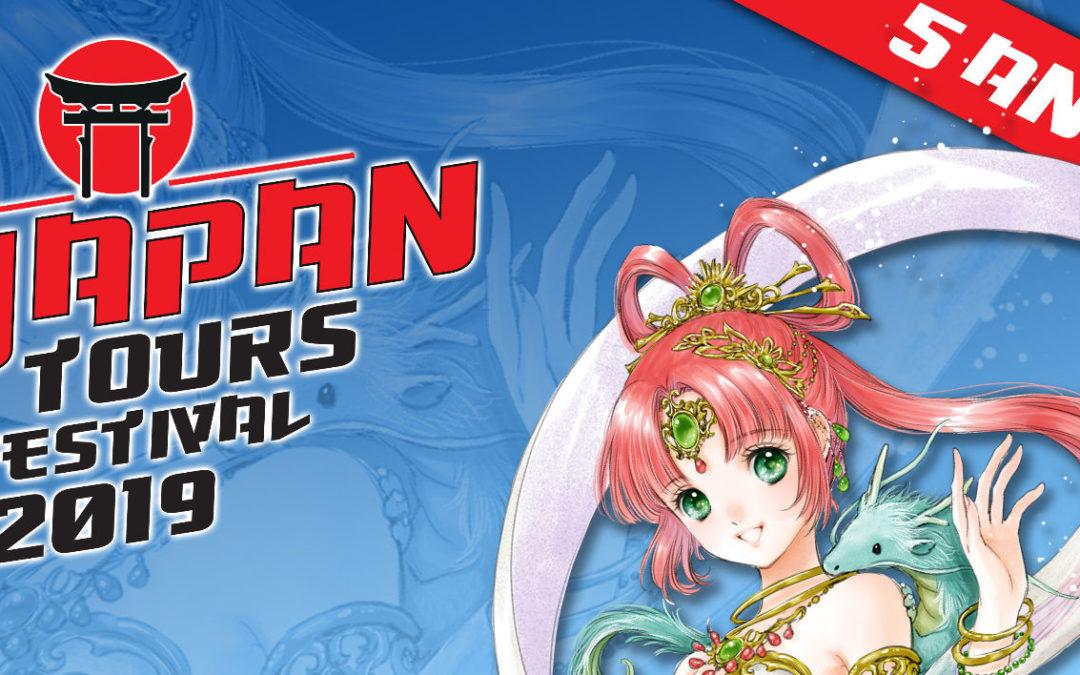 J'ai testé être invité au Japan Tours Festival