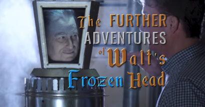 Les nouvelles aventures de la tête glacée de Walt