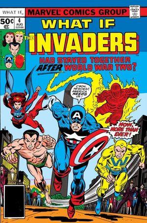 What If Marvel - Et si... Les Envahisseurs étaient restés ensemble après la seconde guerre mondiale ?