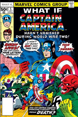 What If Marvel - Et si... Captain America et Bucky avaient tous deux survécu à la Seconde Guerre mondiale ?