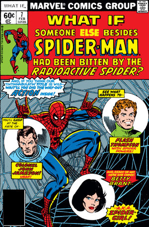 What If Marvel - Et si... Quelqu'un d'autre était devenu Spider-Man ?