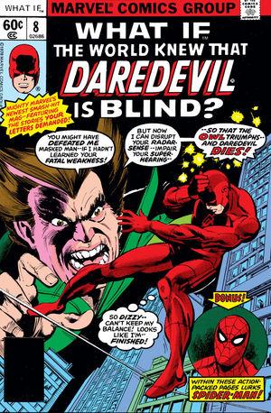 What If Marvel - Et si... le monde savait que Dardevil était aveugle ?