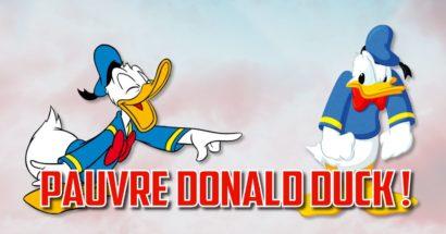 Pauvre Donald Duck !