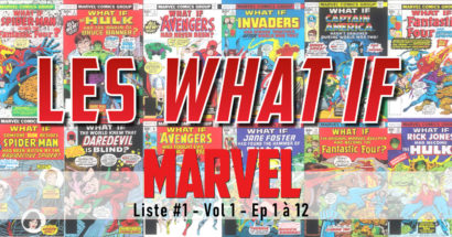 What if, l'uchronie à la Marvel