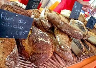 Comptoir de pains - Sud de France fête la qualité 2019