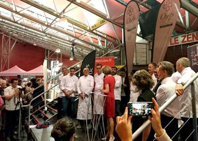 Inauguration des Toqués d'Oc Montpellier 2019