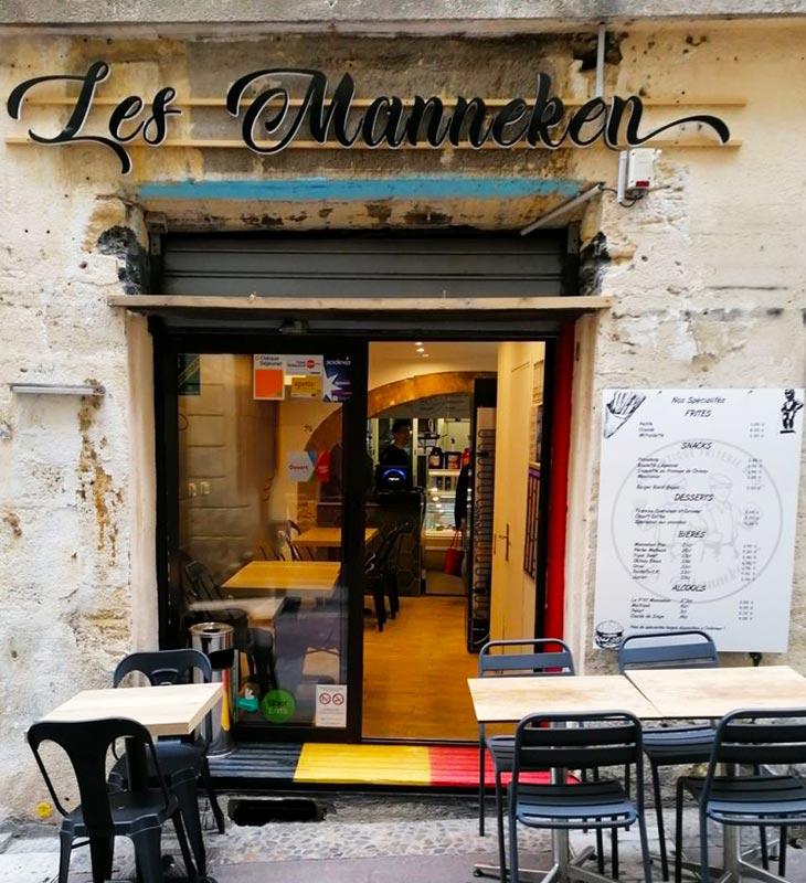 Les Manneken (Montpellier)